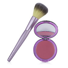 Mally Vacay Day Bashful Pink Blush with Brush