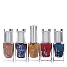 Leighton Denny 5 Piece Sparkle Party Nailcare Collection