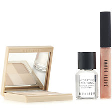 Bobbi Brown 3 Piece Nude Finish Protection Make-up Collection