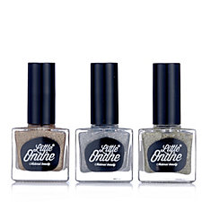 Little Ondine 3 Piece Glitter Ball Nail Polish