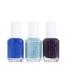 Essie 3 Piece Blue Sky Trend Collection