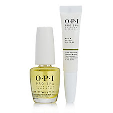 OPI 2 Piece Pro Spa Oil Home & Away Collection