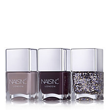 Nails Inc 3 Piece Trend Collection