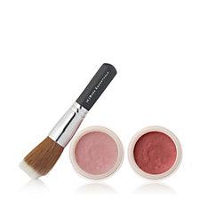 bareMinerals Flirty Flush Cheek Tint Collection with Brush