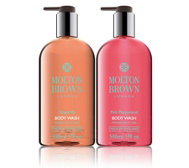 Molton Brown Indulgent 2 Piece Body Wash Collection