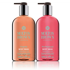 215859 - Molton Brown Indulgent 2 Piece Body Wash Collection