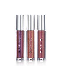 Mally Liquid Light Lustrous Lip Gloss Trio