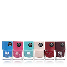 Nails Inc 6 Piece High Summer Nailcare Collection