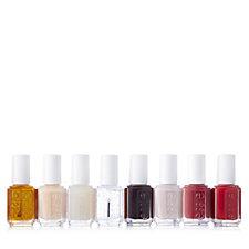 Essie 8 Piece Complete Colour & Treatment Collection