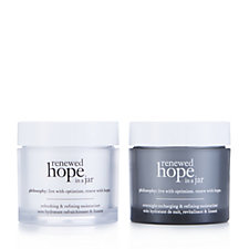 Philosophy Renewed Hope Day & Night Hydration Collection