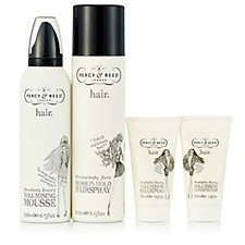 Percy & Reed 4 Piece Styling Must Haves Haircare Collections