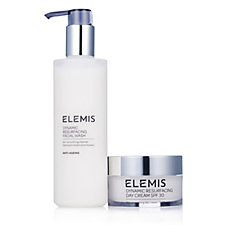 Elemis Dynamic Resurfacing Day Cream & Facial Wash
