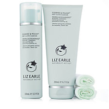 Liz Earle Cleanse and Polish 200ml & 100ml