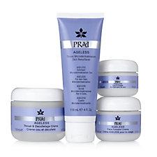 PRAI 4 Piece AGELESS Skincare Collection