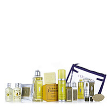 L'Occitane 13 Piece Provincial Holiday Indulgence Collection