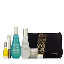 Decleor 6 Piece Anti-Ageing Radiant Skincare Collection & Bag