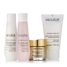 Decleor 4 Piece Overnight Cleanse & Contour Collection