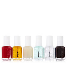 Essie 6 Piece Nailcare Essentials Collection