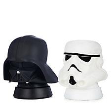 Star Wars Set of 2 Shower Gel Heads