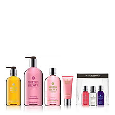 235362 - Molton Brown 7 Piece Delightful Delicacies Hand and Body Collection