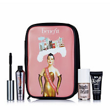 Benefit 4 Piece Real Beaming Cosmetics Collection