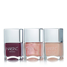 Nails Inc 3 Piece Druzy Collection