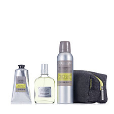 210064 - L'Occitane 3 Piece Men's Wash Bag