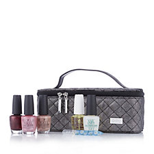 OPI 6 Piece Get in Shape Nailcare Collection & Bag