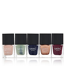 Nails Inc 5 Piece Superfood Nailcare Collection