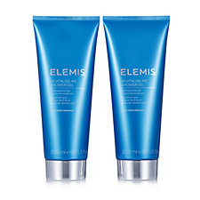 Elemis Revitalise Me Shower Gel Duo