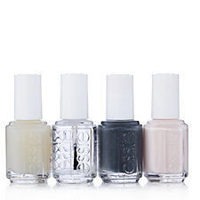 Essie 4 Piece Lazy Sundaes Collection