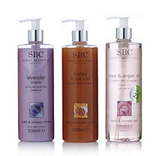 SBC 3 Piece Seasonal Cleansing Collection