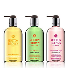 235065 - Molton Brown 3 Piece Spring Hand Wash Collection