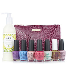 OPI 8 Piece New Orleans Nailcare Collection