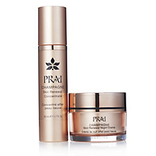 Prai 2 Piece Champagne Skin Renewal Collection