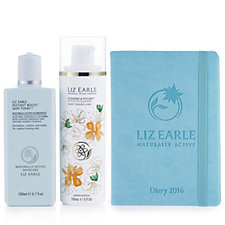 Liz Earle Botanical Beauty Duo With Diary