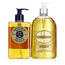 L'Occitane Supersize Almond Shower Oil & Liquid Soap