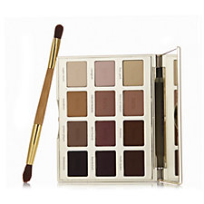 Tarte Tartelette Amazonian Clay Matte Eyeshadow Palette & Brush
