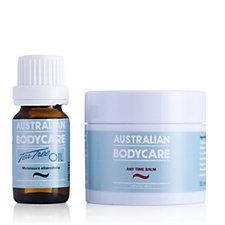 Australian Bodycare Anytime Balm 30ml & Tea Tree Oil 10ml