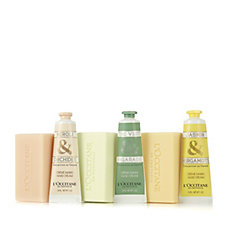 L'Occitane 6 Piece Grasse Fresh and Sweet Hands Collection