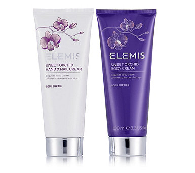 Elemis Sweet Orchid Body & Hand Cream Duo - 218967