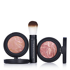 Laura Geller Blush-n Brighten Back from the Vault Duo w/Brush
