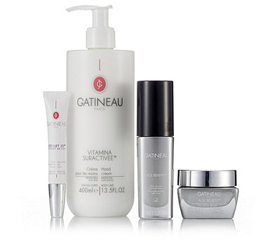 Gatineau Age Benefit 4 Piece Anti-Ageing Regeneration Collection - 215068