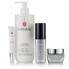 Gatineau Age Benefit 4 Piece Anti-Ageing Regeneration Collection