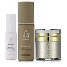 Alpha-H 3 Piece Liquid Gold Skincare Collection