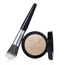 Mally Glowing Goddess Luminizer with Brush