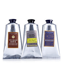 L'Occitane Men's Aftershave Balm Trio