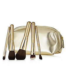 bareMinerals 5 Piece Full Size Blissful Brushes Collection