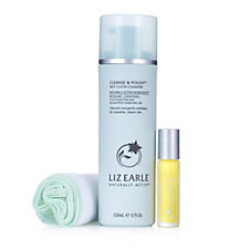 Liz Earle Cleanse & Polish 150ml and Superskin Concentrate 10ml