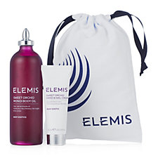 Elemis Sweet Orchid Body Oil & Hand Cream Collection